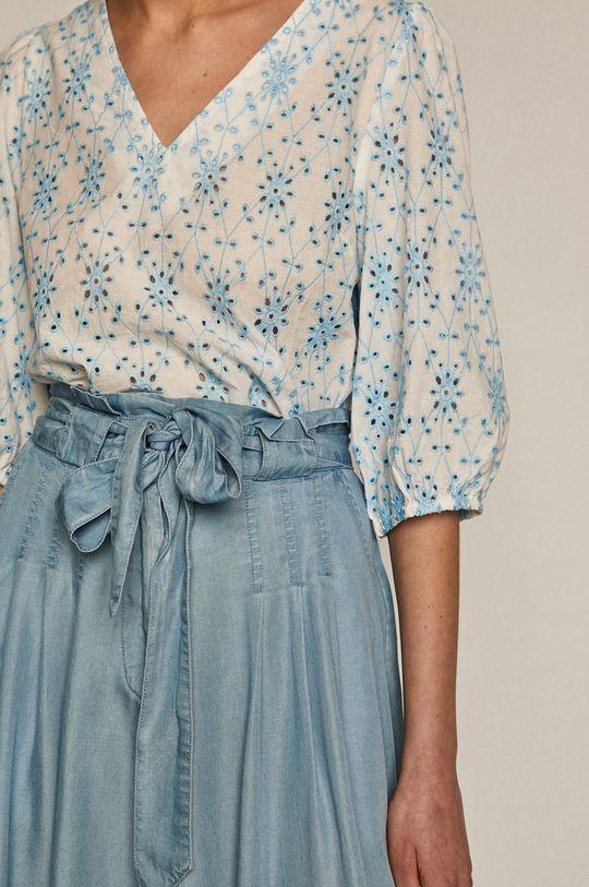 světle modrá Medicine - Sukně Summer Linen
