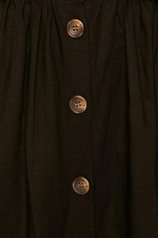 czarny Medicine - Spódnica Summer Linen