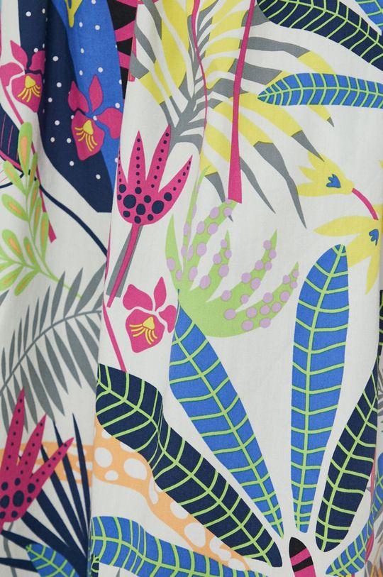 miętowy Medicine - Spódnica Abstract Garden