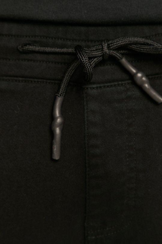 černá Medicine - Kalhoty Whiskey Bar