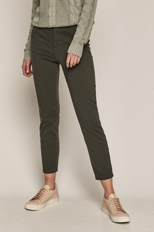 verde ascutit Medicine - Pantaloni Basic De femei