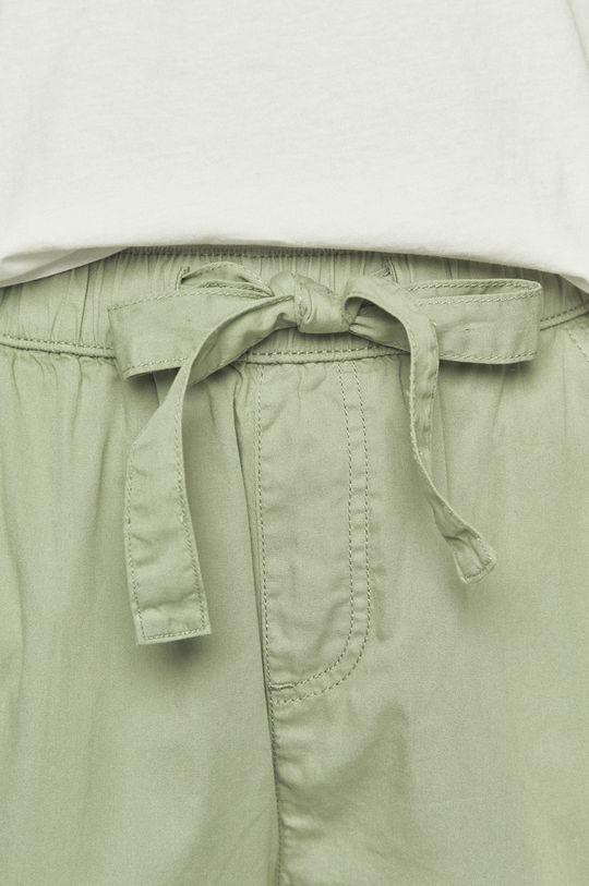 verde metalizat Medicine - Pantaloni Basic