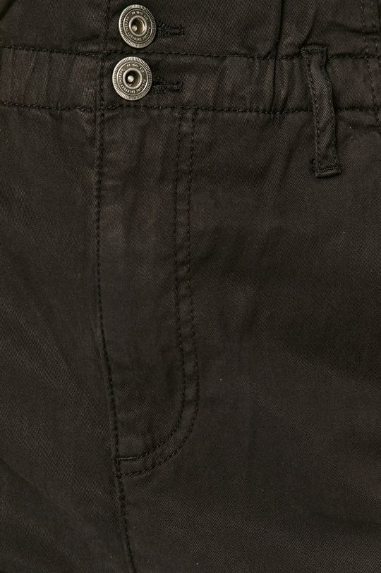 negru Medicine - Pantaloni Basic