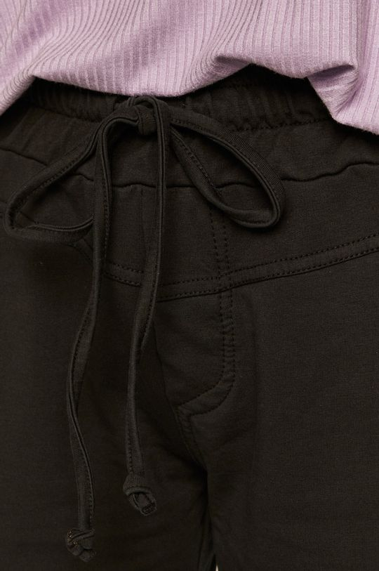 negru Medicine - Pantaloni Wild Heart