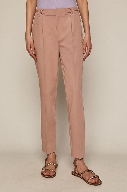 pastelově růžová Medicine - Kalhoty Essential Dámský