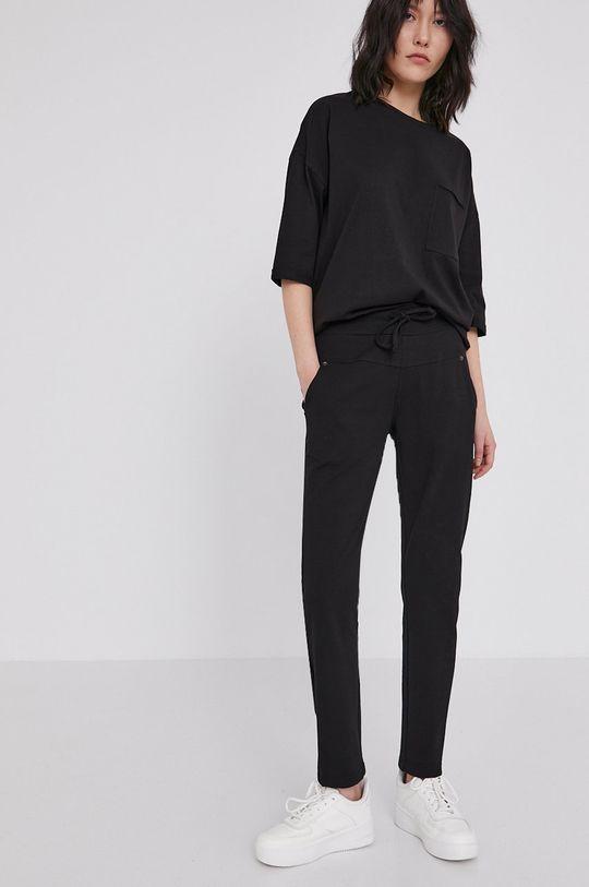 Medicine - Kalhoty Essential černá