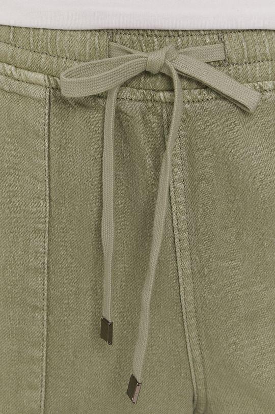 olivová Medicine - Kalhoty Essential