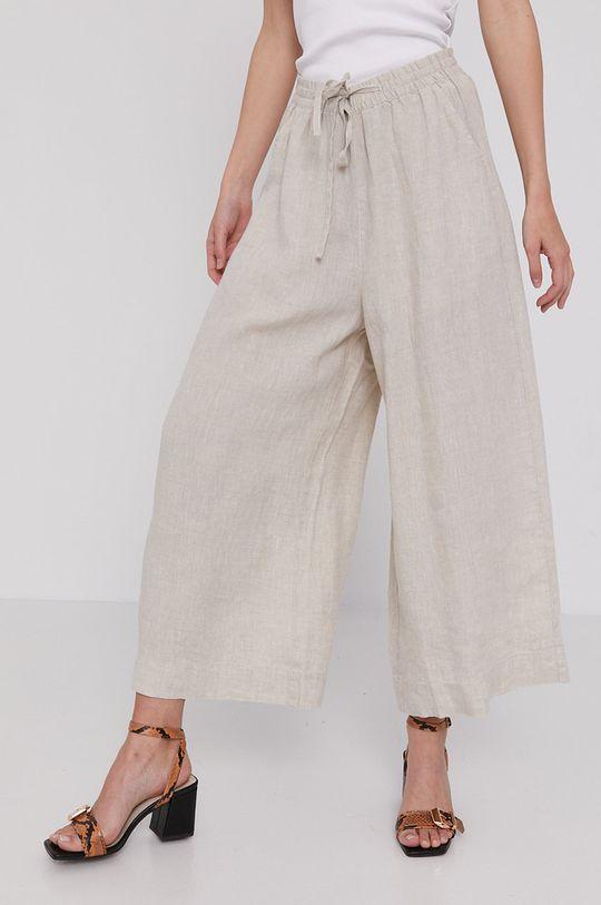Medicine - Spodnie Essential 100 % Len