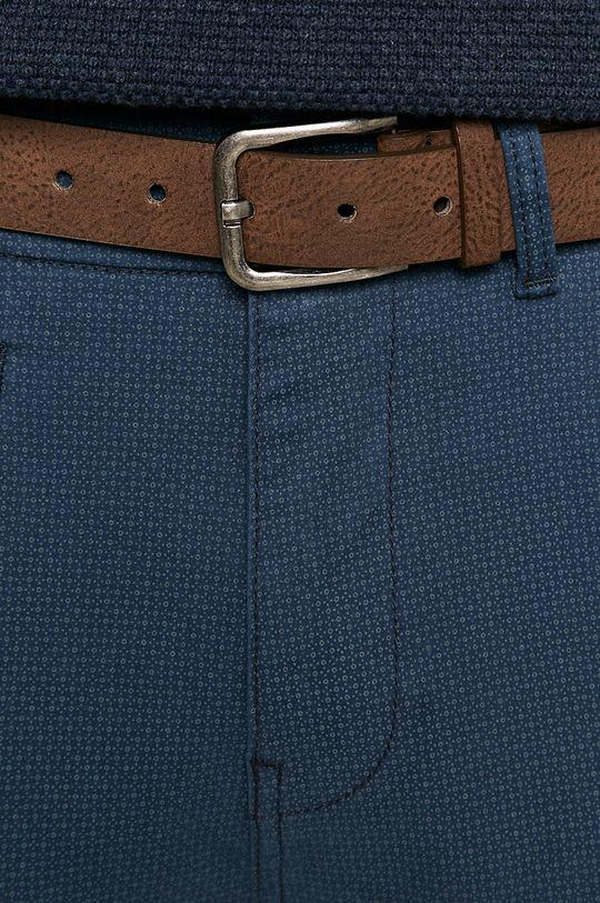 granatowy Medicine - Spodnie Basic