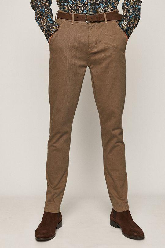 bej Medicine - Pantaloni Basic De bărbați