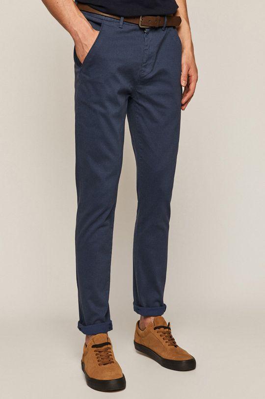 stalowy niebieski Medicine - Spodnie Basic Męski