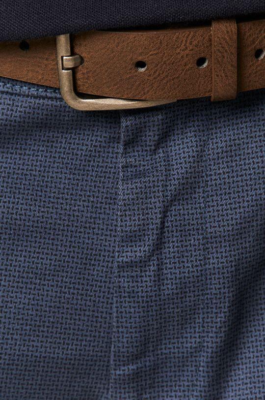 stalowy niebieski Medicine - Spodnie Basic