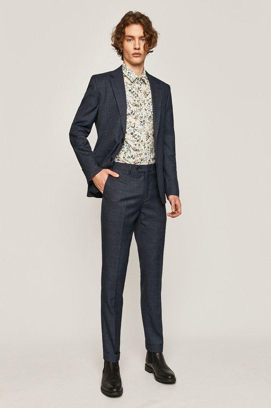 Medicine - Pantaloni Comfort Classic bleumarin