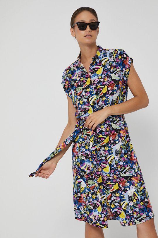 vícebarevná Medicine - Šaty Commercial Dámský