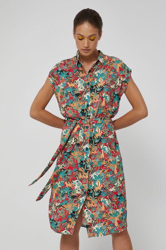 multicolor Medicine - Sukienka Commercial Damski