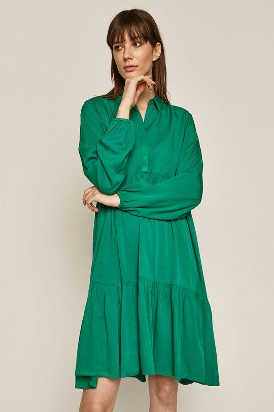 ostry zielony Medicine - Sukienka Wild Heart Damski