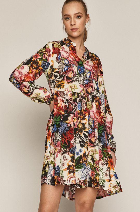 multicolor Medicine - Sukienka Flower Traces Damski