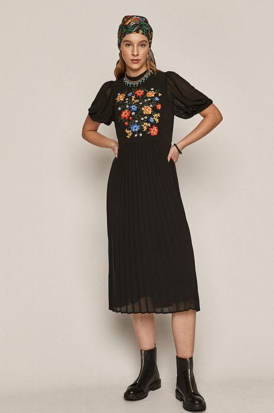 Medicine - Sukienka Frida Kahlo czarny