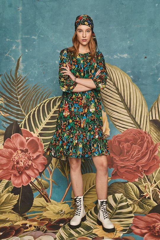 vícebarevná Medicine - Šaty Frida Kahlo Dámský