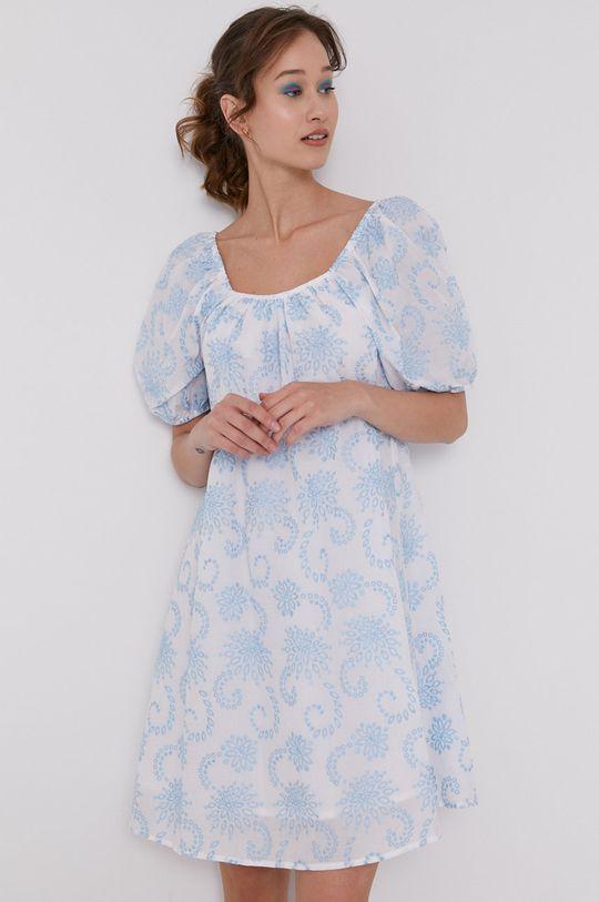 biały Medicine - Sukienka Summer Linen