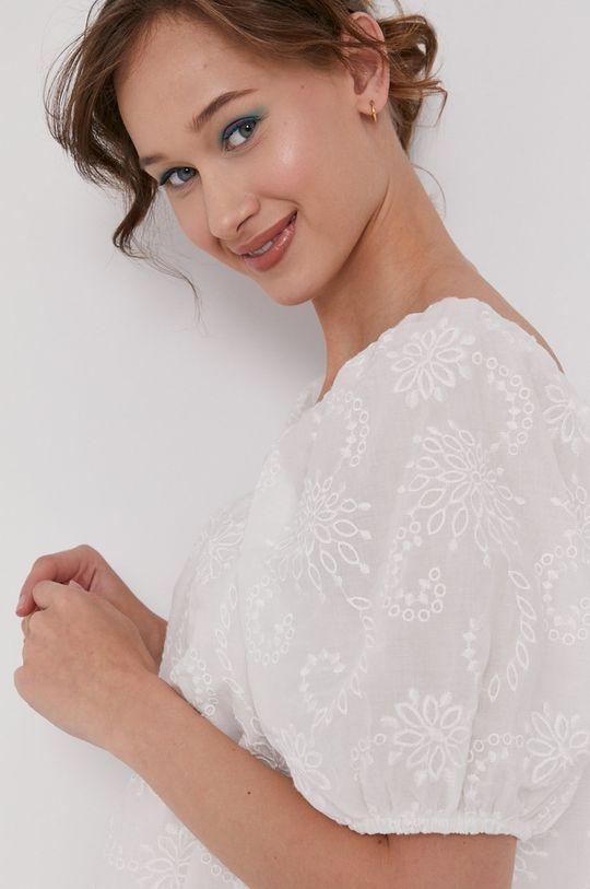 biela Medicine - Šaty Summer Linen