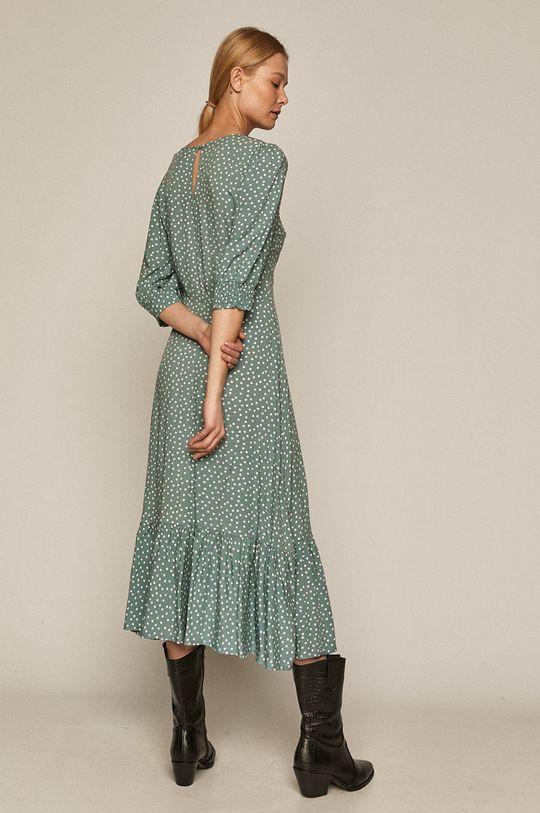 Medicine - Sukienka Summer Linen miętowy