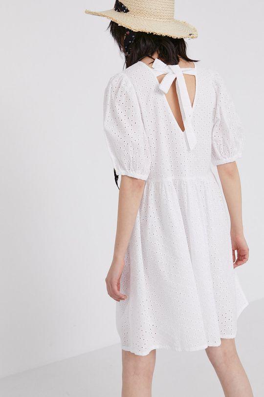 Medicine - Šaty Essential bílá