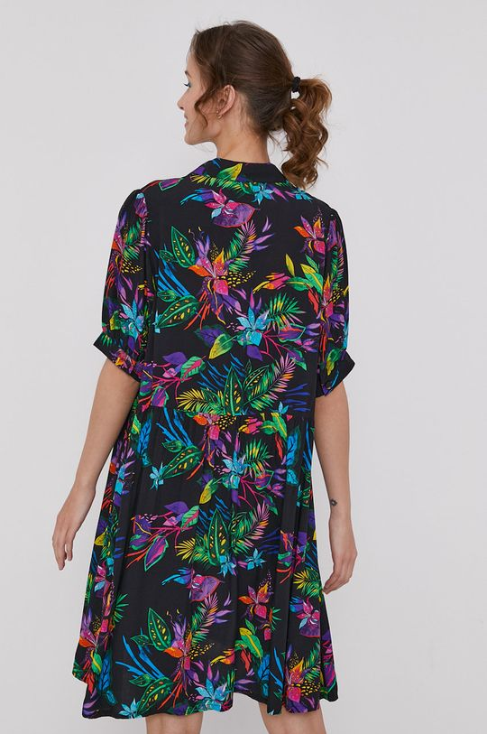 Medicine - Sukienka Tropical Chaos 100 % Wiskoza