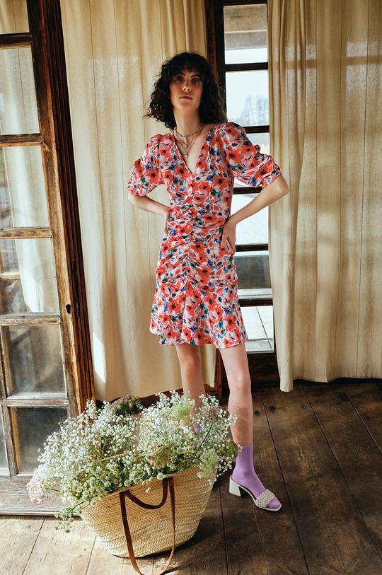 multicolor Medicine - Sukienka Floating florals Damski