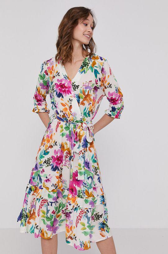 viacfarebná Medicine - Šaty Floating florals Dámsky