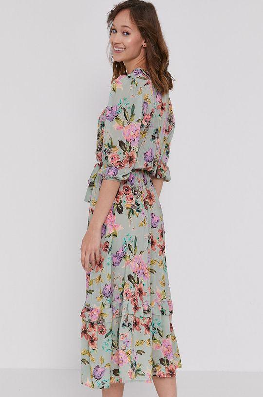 Medicine - Sukienka Floating florals 100 % Wiskoza