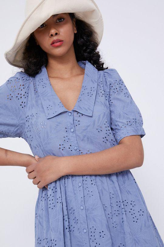 světle modrá Medicine - Šaty Essential