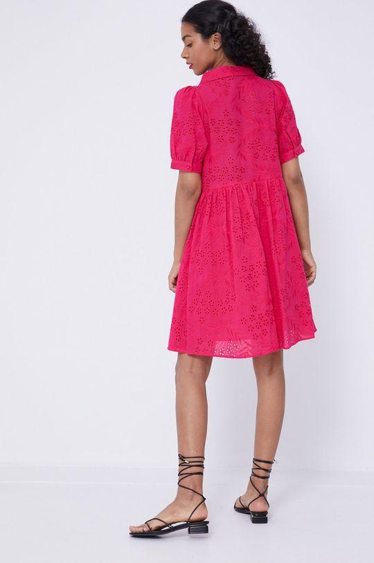 ostry różowy Medicine - Sukienka Essential