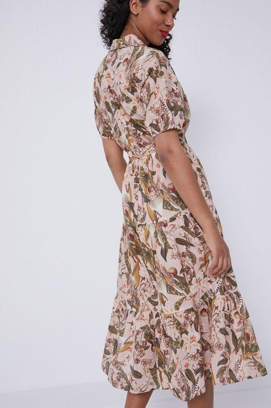 Medicine - Sukienka Tropical Chaos 100 % Bawełna