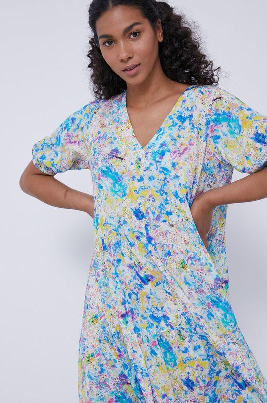 multicolor Medicine - Sukienka Abstract Meadow