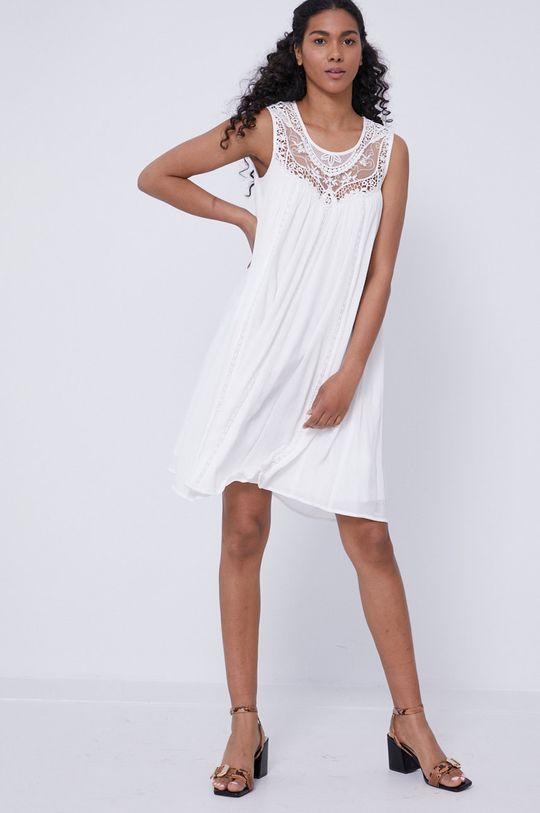 Medicine - Šaty Essential biela