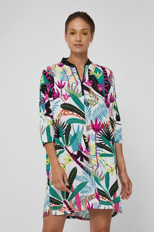 Medicine - Sukienka Abstract Garden miętowy