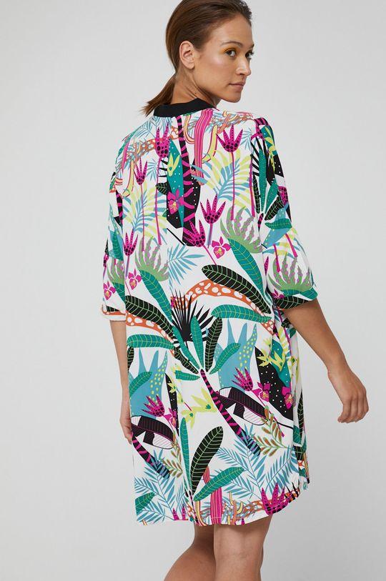 Medicine - Sukienka Abstract Garden 100 % Wiskoza