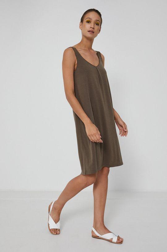 Medicine - Šaty Essential khaki