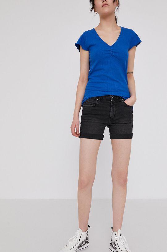 czarny Medicine - Szorty jeansowe Denim Damski