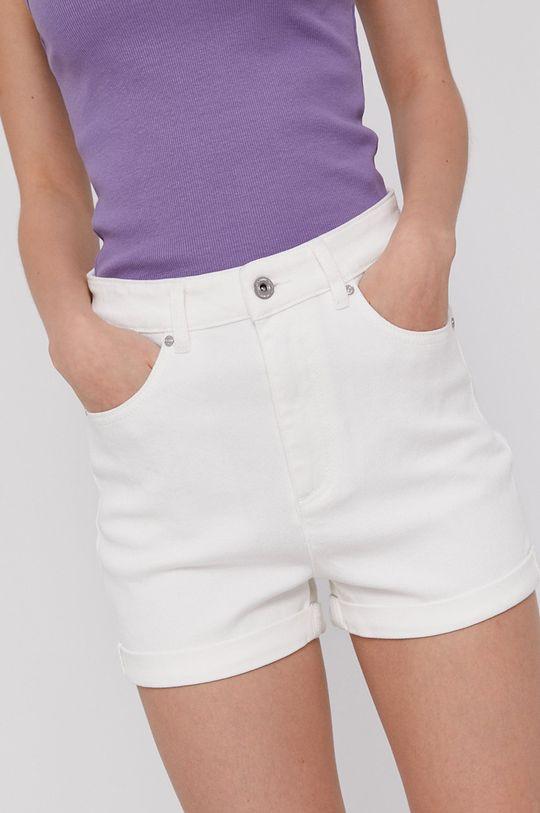 biały Medicine - Szorty jeansowe Denim Damski