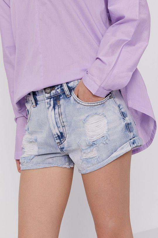 blady niebieski Medicine - Szorty jeansowe Denim Damski
