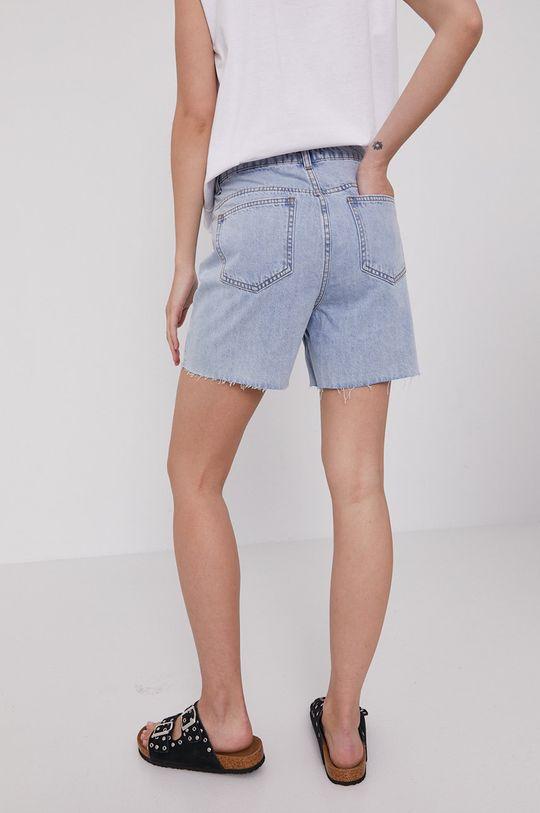 Medicine - Rifľové krátke nohavice Denim  100% Bavlna