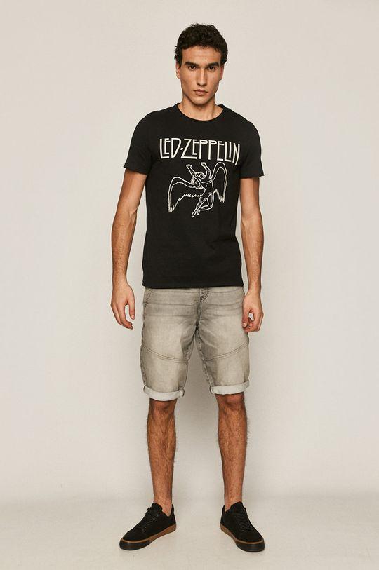 Medicine - Szorty jeansowe Basic szary