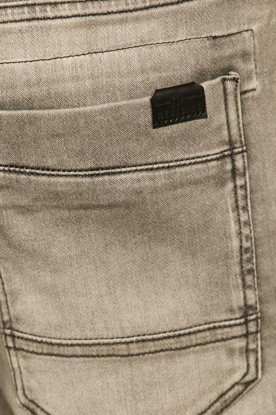 szary Medicine - Szorty jeansowe Basic