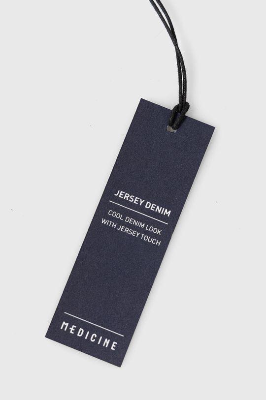 Medicine - Rifľové krátke nohavice Basic Pánsky