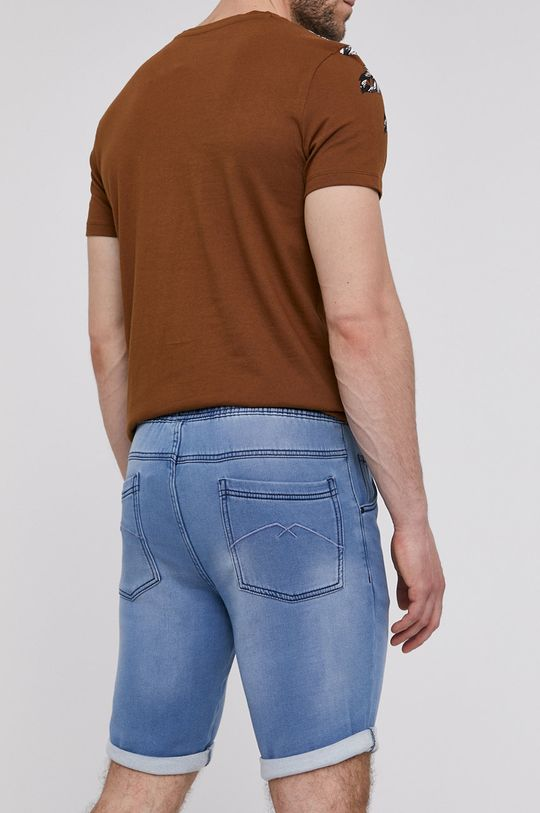 Medicine - Rifľové krátke nohavice Basic  69% Bavlna, 11% Polyester, 20% Viskóza