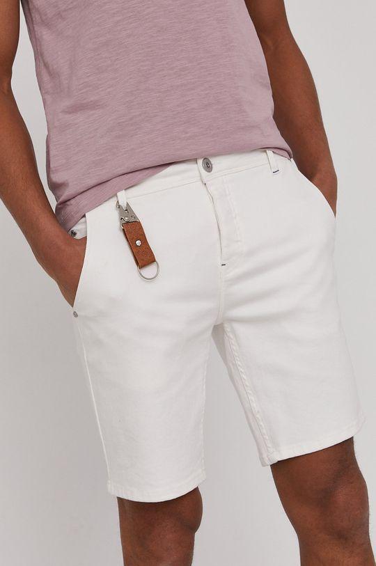 Medicine - Pantaloni scurti Modern Africa alb