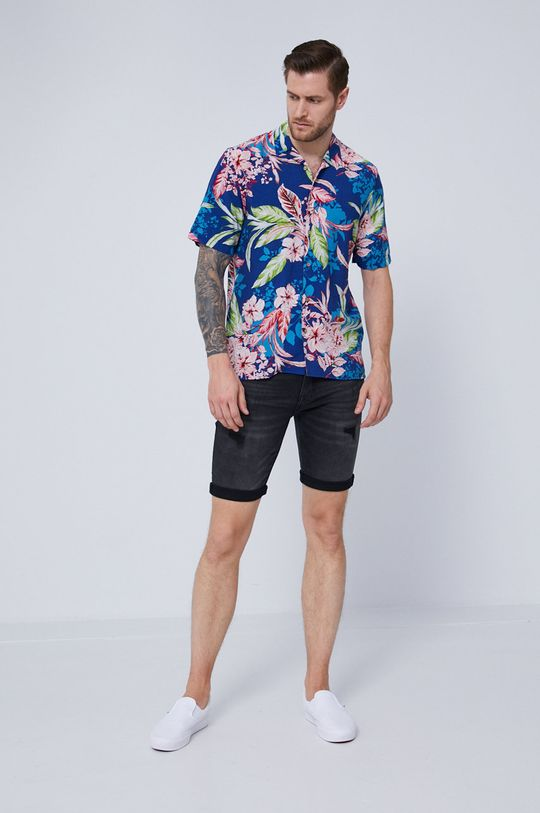 Medicine - Szorty jeansowe Summer Heat czarny