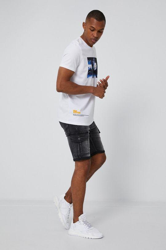 Medicine - Džínové šortky Summer Heat  88% Bavlna, 2% Elastan, 10% Polyester
